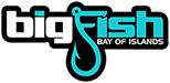 Big Fish Bay of Islands Logo